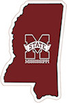 State of Mississippi Magnets